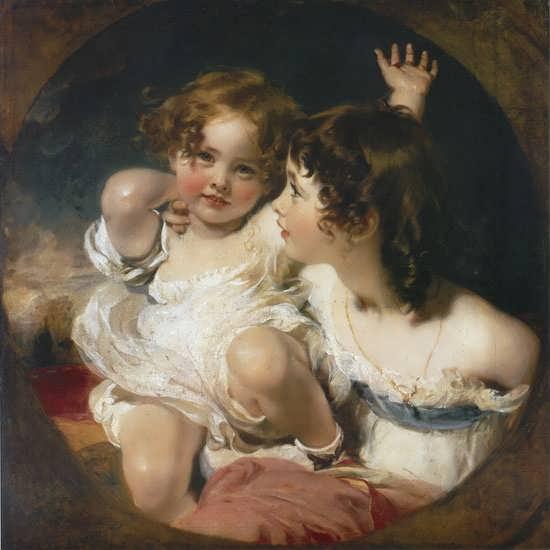 Calmady-children-SirThomasLawrence