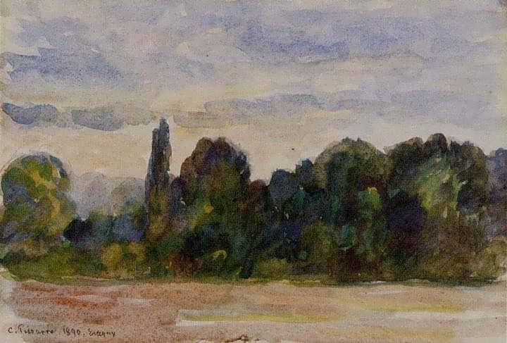 CamillePissarro-TreesEragny