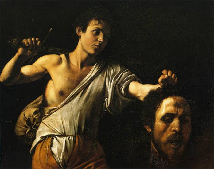 Caravaggio-DavidwiththeHeadofGoliath
