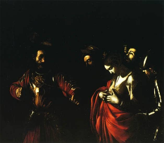 Caravaggio-MartyrdomofStUrsula1
