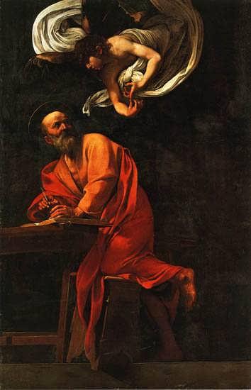 Caravaggio-StMatthewandtheAngel1