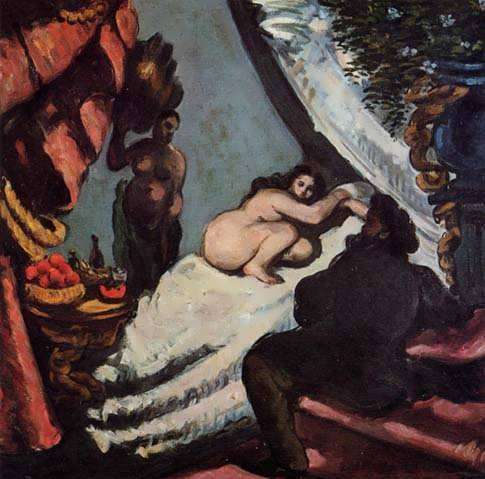 Cezanne-AModernOlympiaPasha