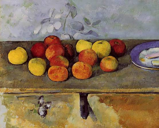 Cezanne-ApplesandBiscuits