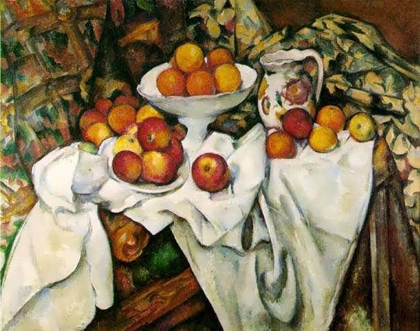 Cezanne-ApplesandOranges