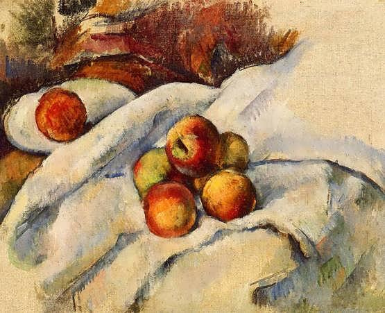 Cezanne-ApplesonaSheet