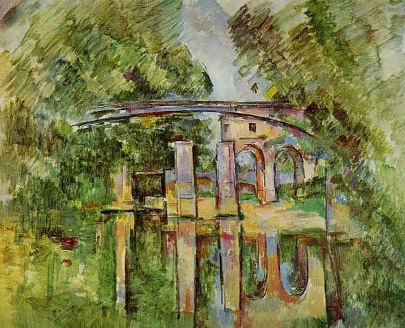 Cezanne-AqueductandLock