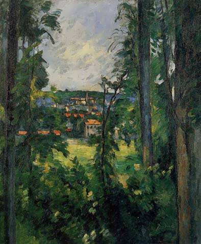 Cezanne-Auvers-sur-OiseViewfromNearby