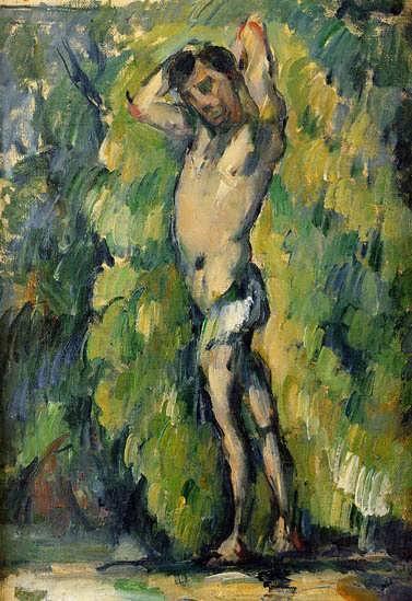 Cezanne-Bather