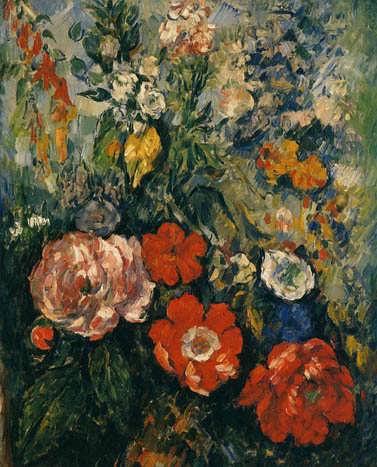 Cezanne-BouquetofFlowers