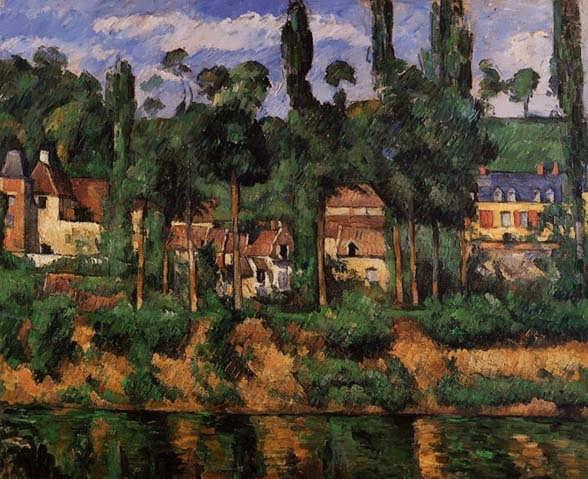 Cezanne-ChateauduMedan