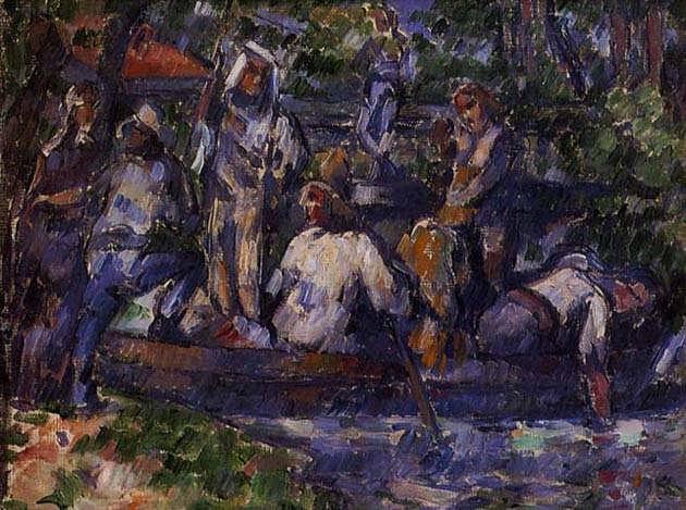 Cezanne-DeparturebyWater