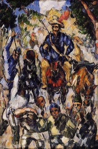 Cezanne-DonQuixoteSeenfromtheFront