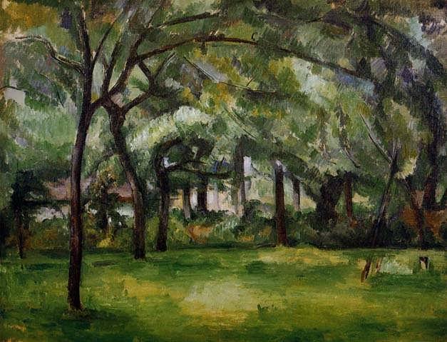 Cezanne-FarminNormandySummerakaHattenville