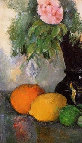 Cezanne-FlowersandFruit