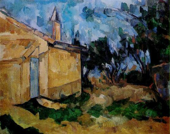 Cezanne-JourdansCottage