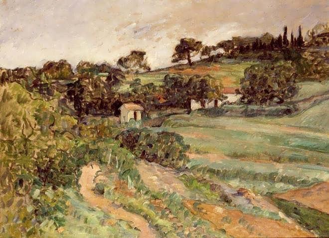 Cezanne-LandscapeinProvence