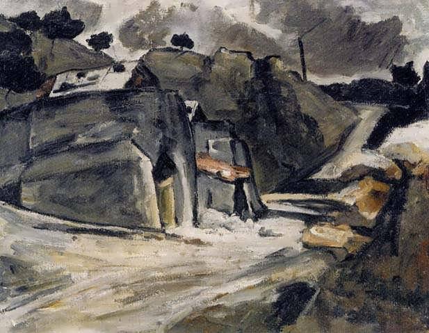 Cezanne-LandscapeofProvence