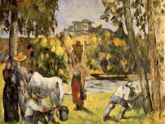 Cezanne-LifeintheFields