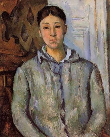Cezanne-MadameCezanneinBlueakasantvanvictoria