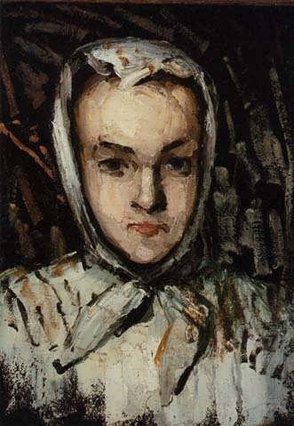 Cezanne-MarieCezannetheArtistsSister1