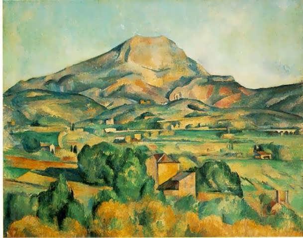 Cezanne-MontSainte-VictoireBarnes