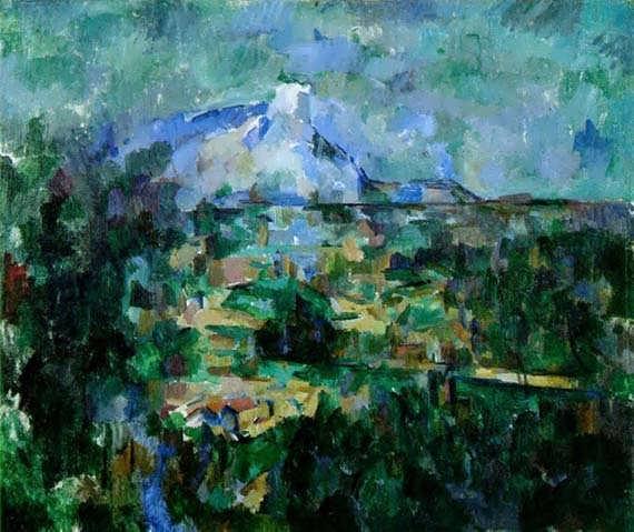 Cezanne-MontSainte-VictoireSeenfromLesLauves