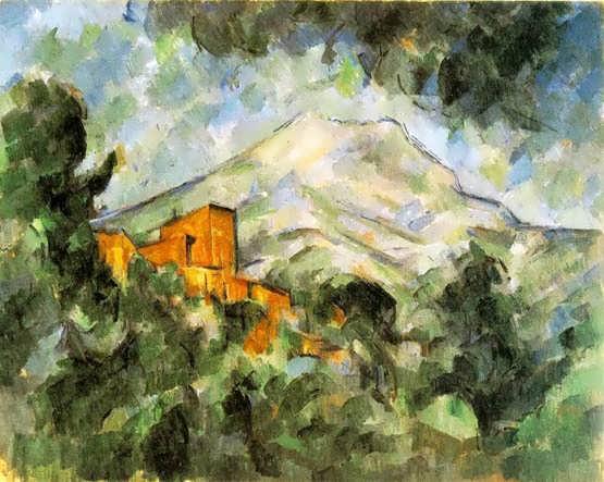 Cezanne-MontSainte-VictoireandChateauNoir