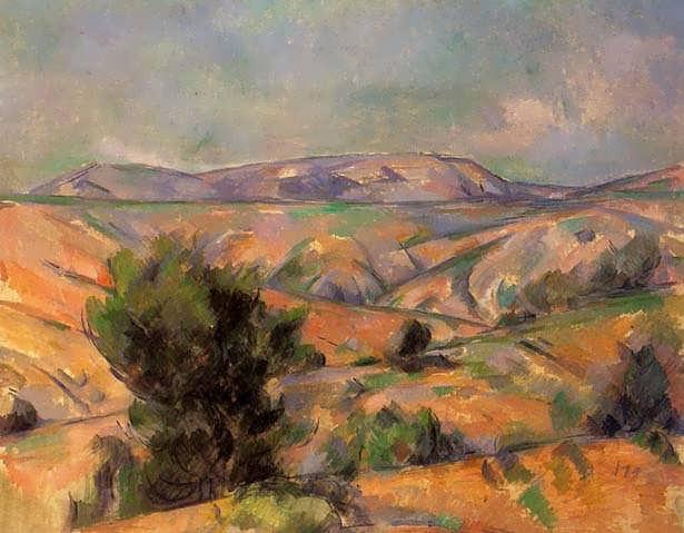 Cezanne-MountSainte-VictoireSeenfromGardanne