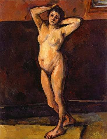 Cezanne-NudeWomanStanding