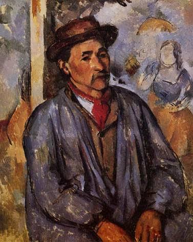 Cezanne-PeasantinaBlueSmock1