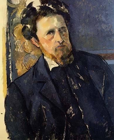 Cezanne-PortraitofJoachim