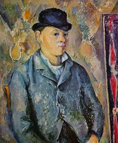 Cezanne-PortraitoftheArtistsSon