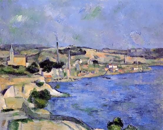 Cezanne-Saint-HenriandtheBayoflEstaque