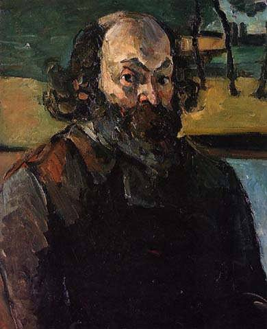Cezanne-SelfPortrait