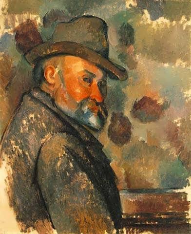 Cezanne-SelfPortraitinaFeltHat1