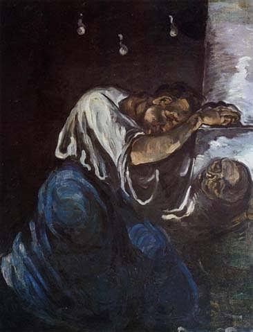 Cezanne-SorrowakaTheMagdalen