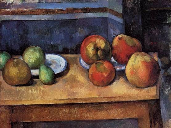 Cezanne-StillLife-ApplesandPears