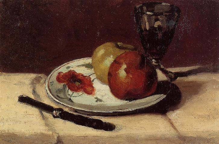 Cezanne-StillLife-ApplesandaGlass