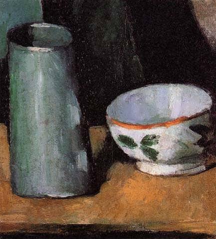 Cezanne-StillLifeBowlandMilkJug