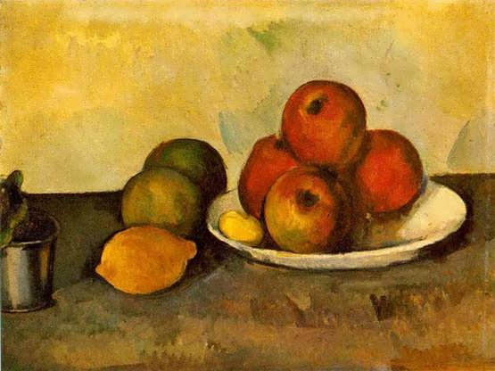Cezanne-StillLifewithApples