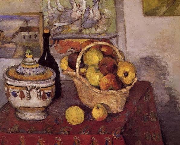 Cezanne-StillLifewithSoupTureen