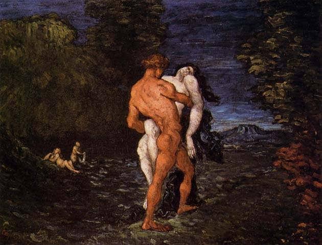 Cezanne-TheAbduction1
