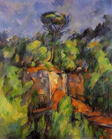 Cezanne-TheBibemusQuarry