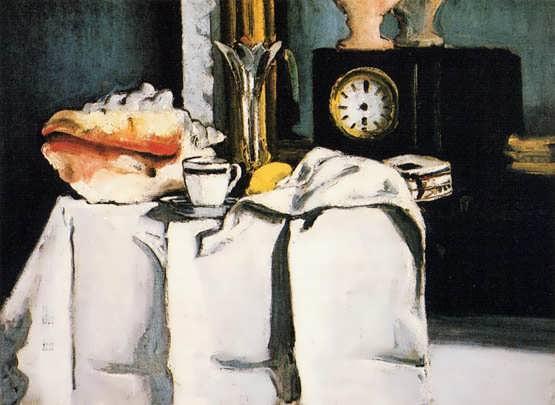 Cezanne-TheBlackClock