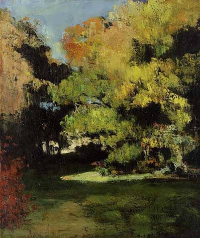 Cezanne-TheClearing