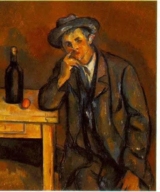 Cezanne-TheDrinker