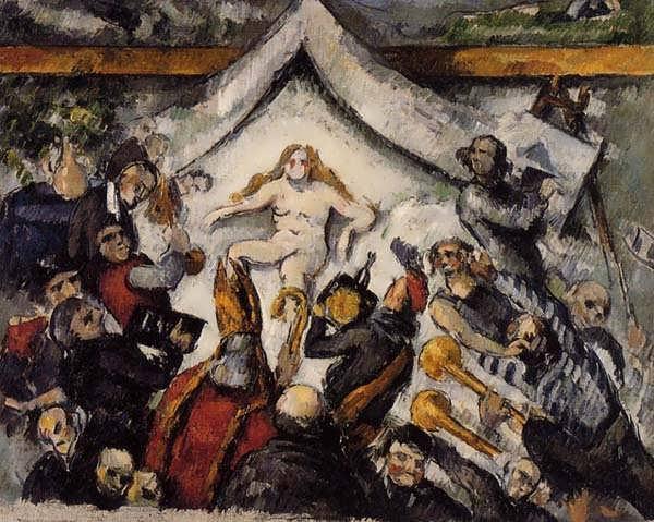 Cezanne-TheEternalWoman