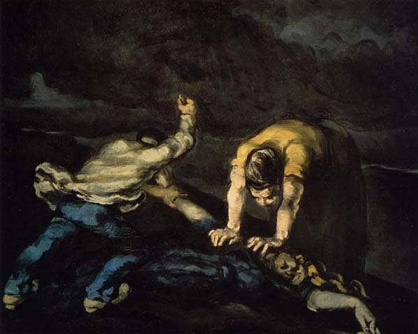 Cezanne-TheMurder