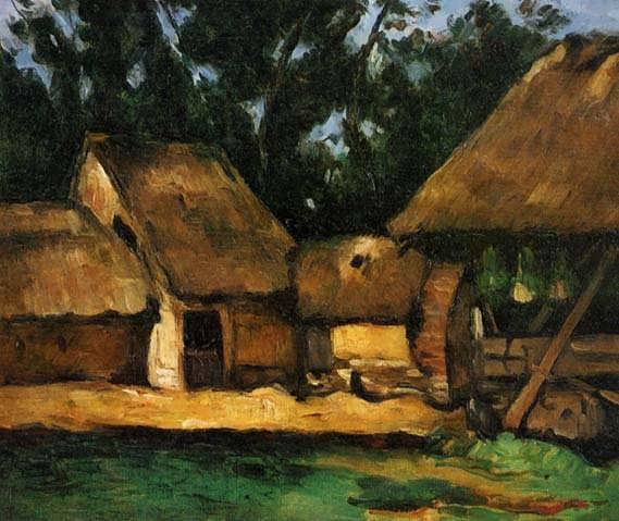 Cezanne-TheOilmill