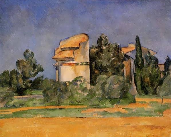 Cezanne-ThePigeonToweratBellevue